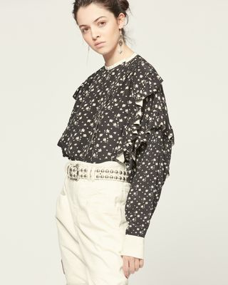 ISABEL MARANT 衬衫与罩衫 女士 KACILA 上衣 r