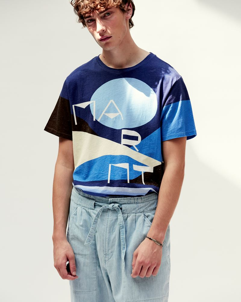 ZAFFIM T恤 ISABEL MARANT
