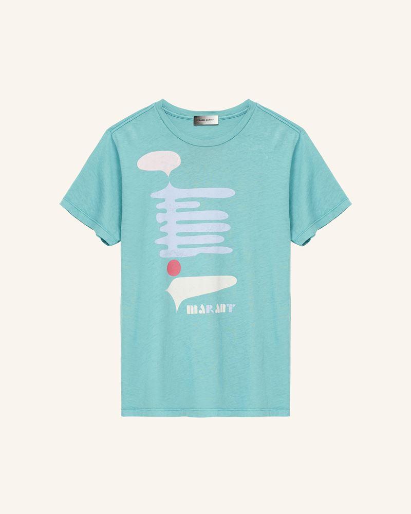 ZEWEL T恤 ISABEL MARANT ÉTOILE