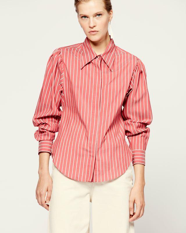 ISABEL MARANT 衬衫与罩衫 女士 EDRISSA女衫 r