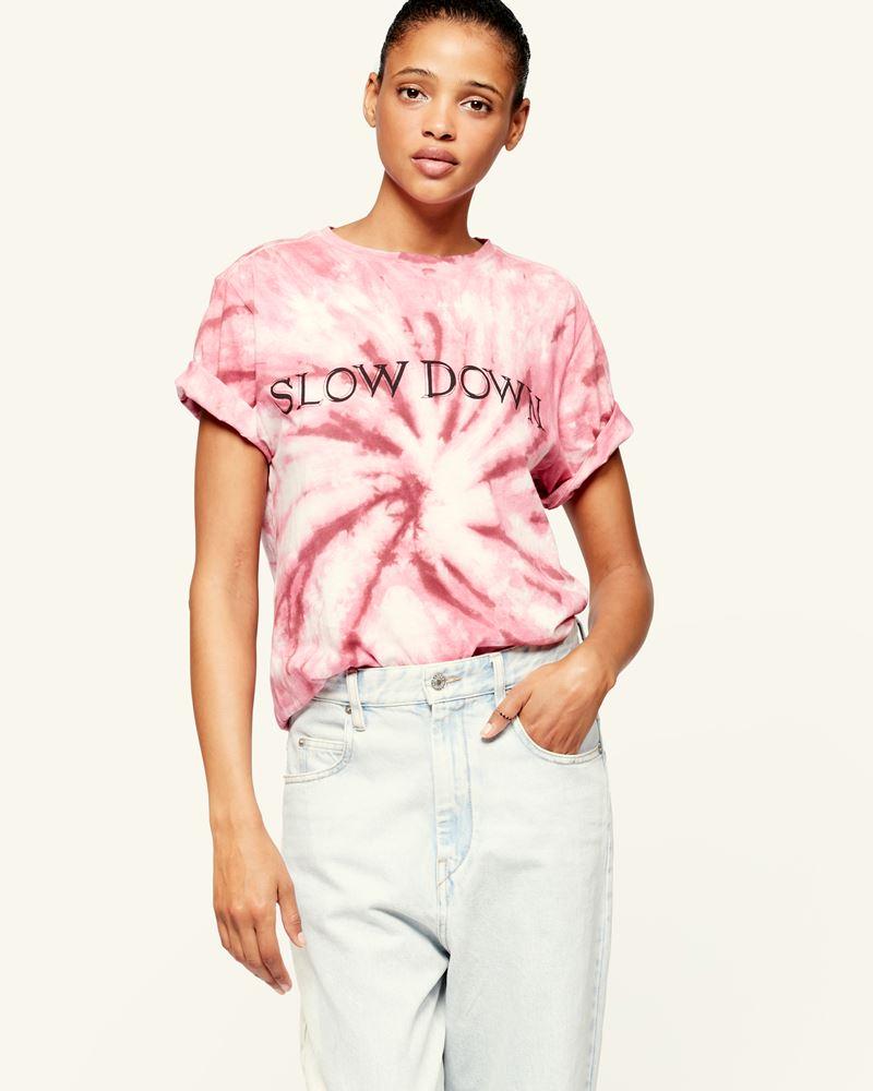 ISABEL MARANT T 恤 女士 ZEWEL T恤 r