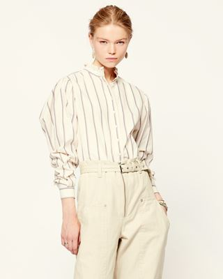 ISABEL MARANT ÉTOILE 衬衫与罩衫 女士 JANCIS女衫 r