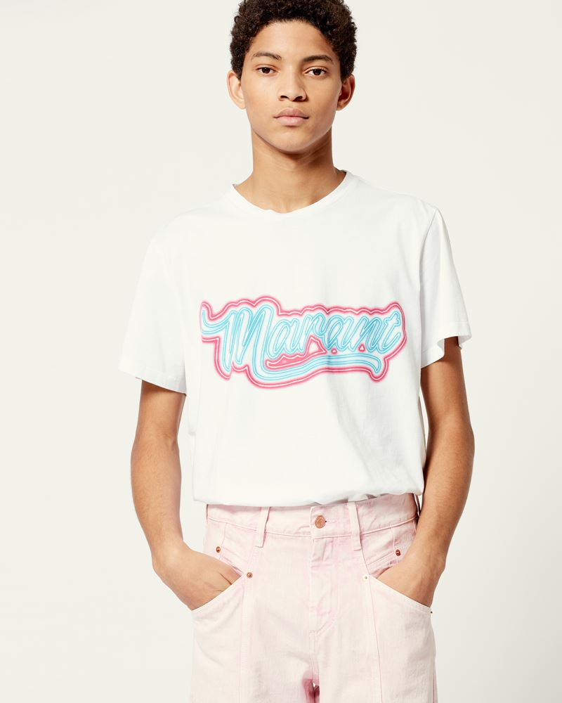 ISABEL MARANT T 恤 男士 ZAO T 恤 r