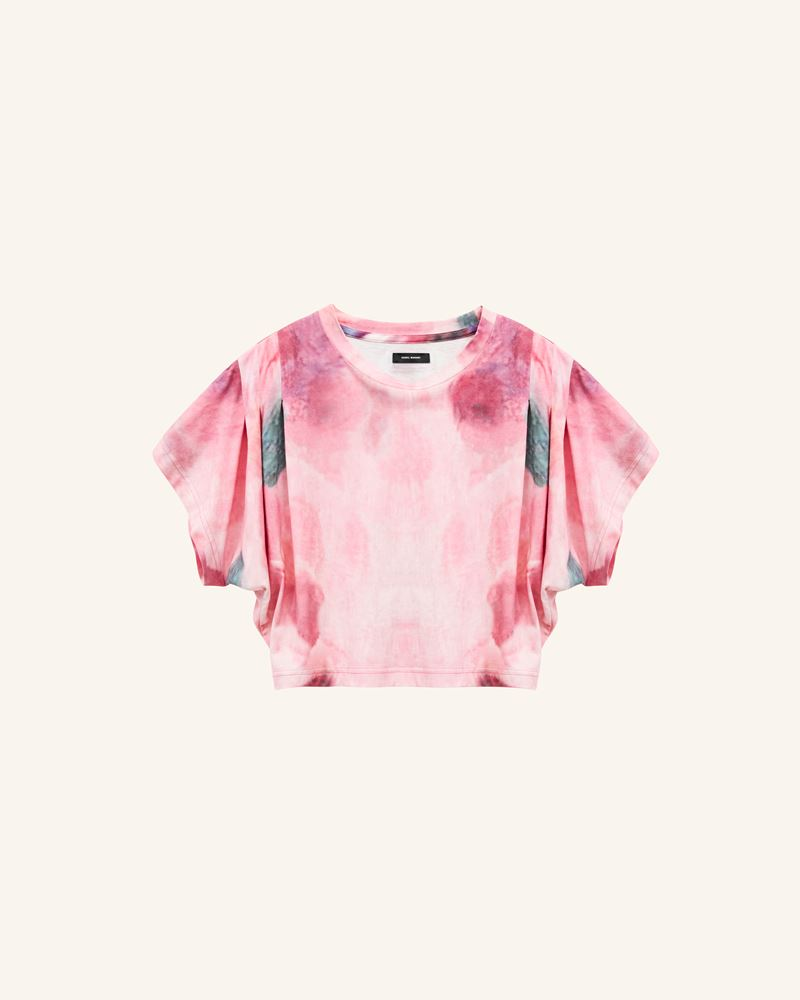 ZINALIA T 恤 ISABEL MARANT