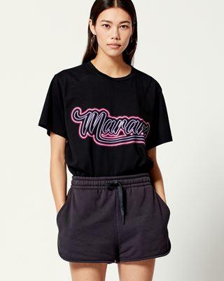 ISABEL MARANT T 恤 女士 ZAOF T 恤 r