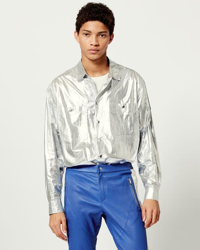 ISABEL MARANT 衬衫与罩衫 男士 GLYNTA 衬衫 r