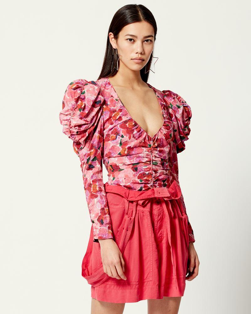ISABEL MARANT 衬衫与罩衫 女士 MIRNAO 上衣 r