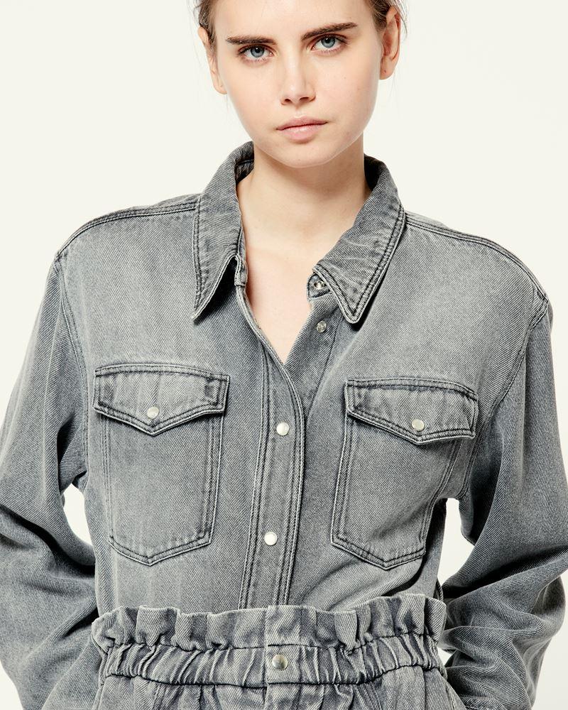 TANIA 外套式衬衫 ISABEL MARANT ÉTOILE