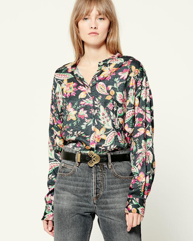 ISABEL MARANT ÉTOILE 衬衫与罩衫 女士 CATCHELL 衬衫 r