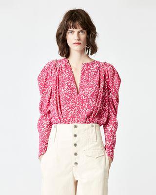 ISABEL MARANT 衬衫与罩衫 女士 ZARGA 上衣 r