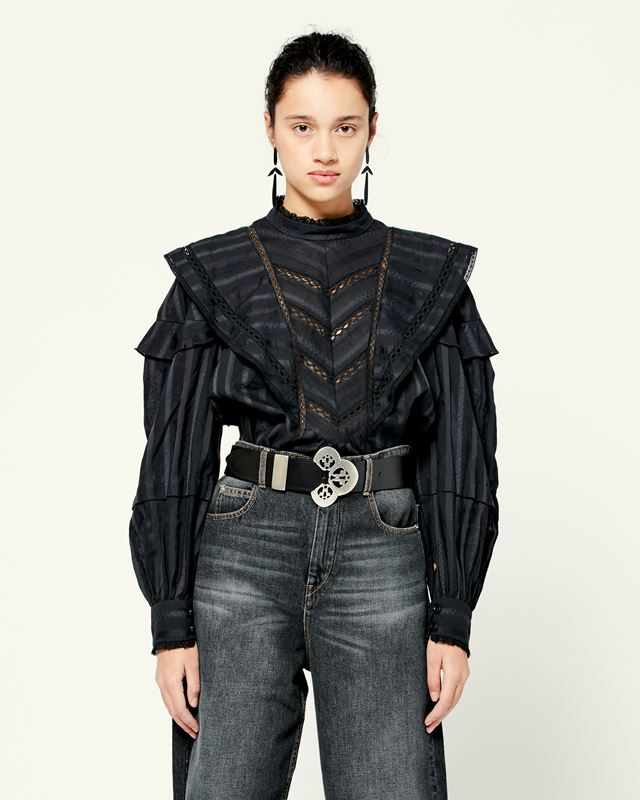 ISABEL MARANT ÉTOILE 衬衫与罩衫 女士 REIGN 罩衫 r