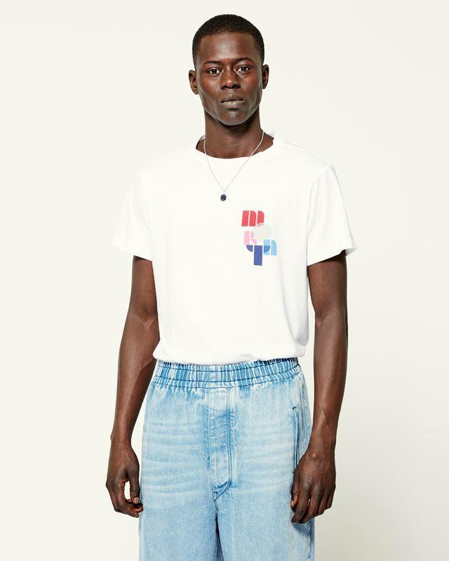 ISABEL MARANT T 恤 男士 ZAFFERH T 恤 r