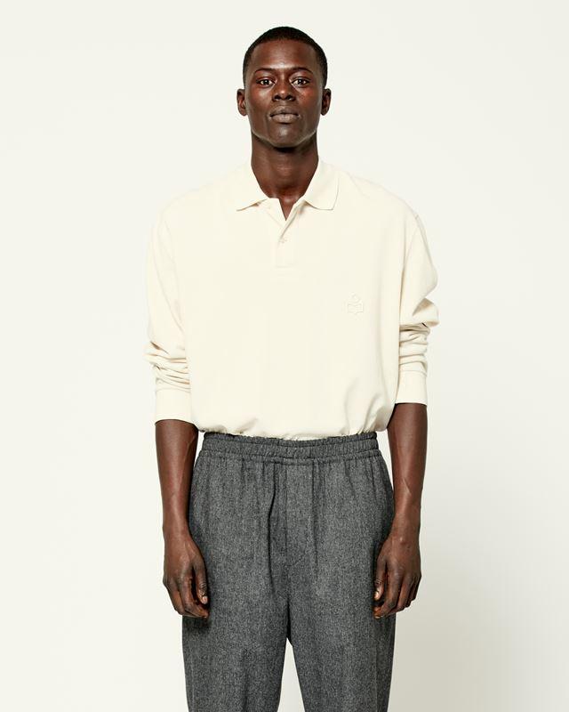 ISABEL MARANT T 恤 男士 ANAFIKOLO POLO 衫 r