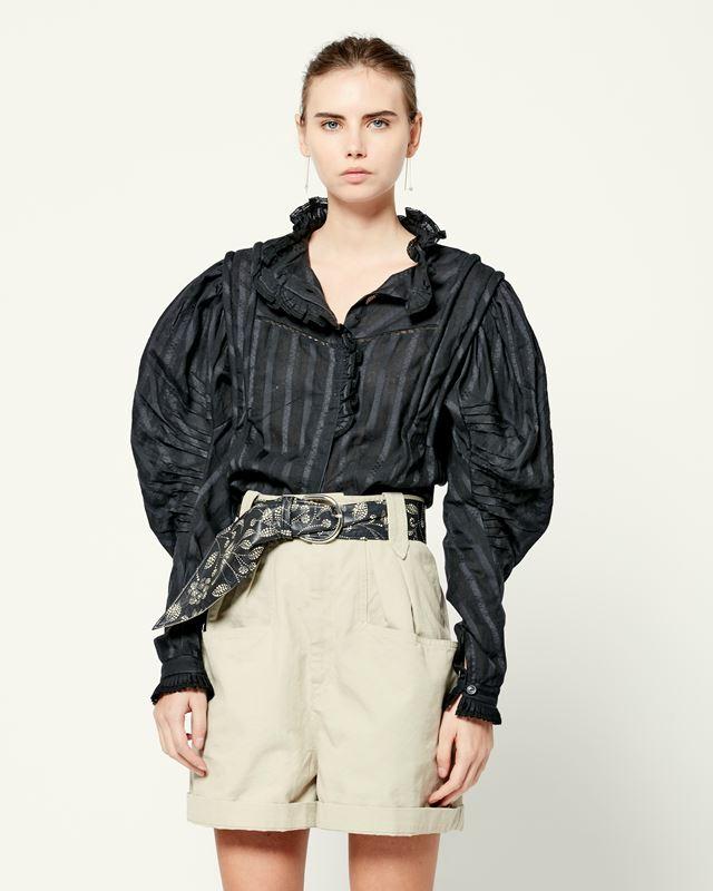 ISABEL MARANT ÉTOILE 衬衫与罩衫 女士 DARYA 上衣 r