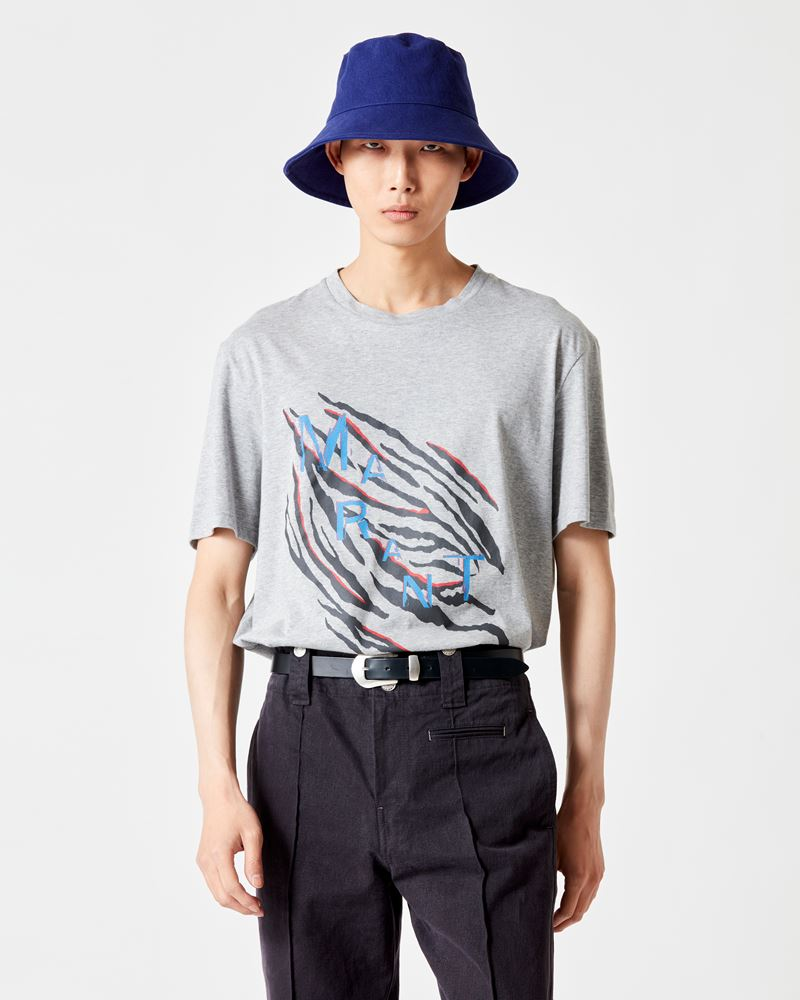 ZEBER T 恤 ISABEL MARANT