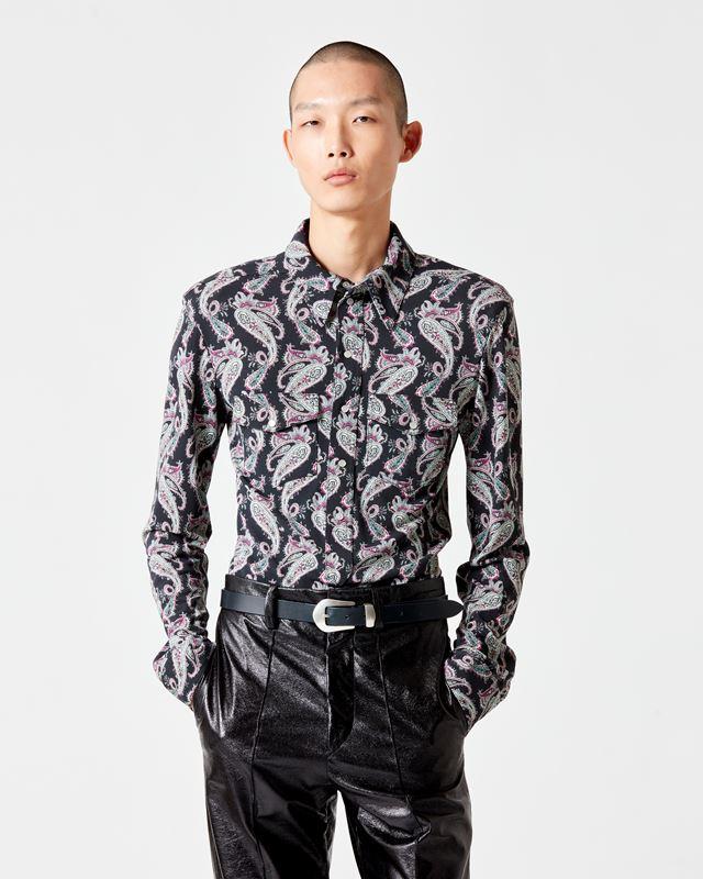 ISABEL MARANT 衬衫与罩衫 男士 LETTYZIM 上衣 r