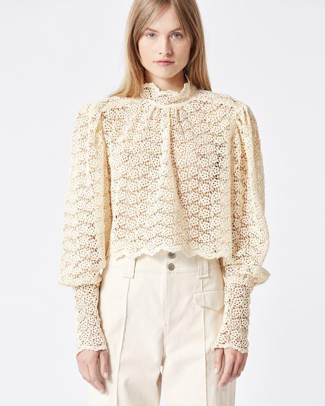ISABEL MARANT 衬衫与罩衫 女士 EMELINE 上衣 r