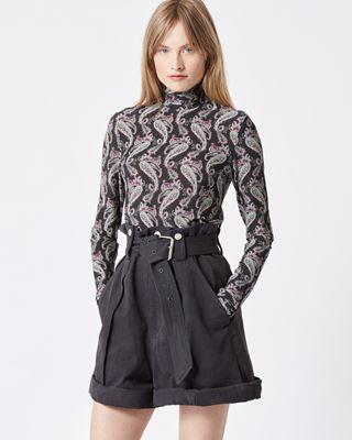 ISABEL MARANT 衬衫与罩衫 女士 LIZYELA 上衣 r