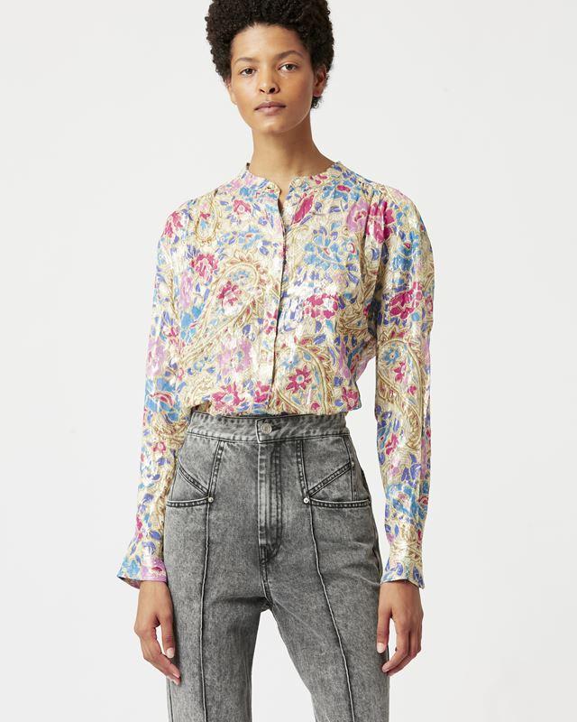 ISABEL MARANT 衬衫与罩衫 女士 DAWS 罩衫 r
