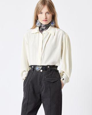 ISABEL MARANT 衬衫与罩衫 女士 VALENTINE 上衣 r