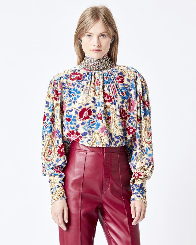 ISABEL MARANT 衬衫与罩衫 女士 MIAMELINE 罩衫 r