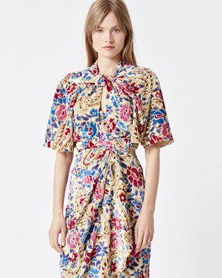 ISABEL MARANT 衬衫与罩衫 女士 MUCIO 上衣 r