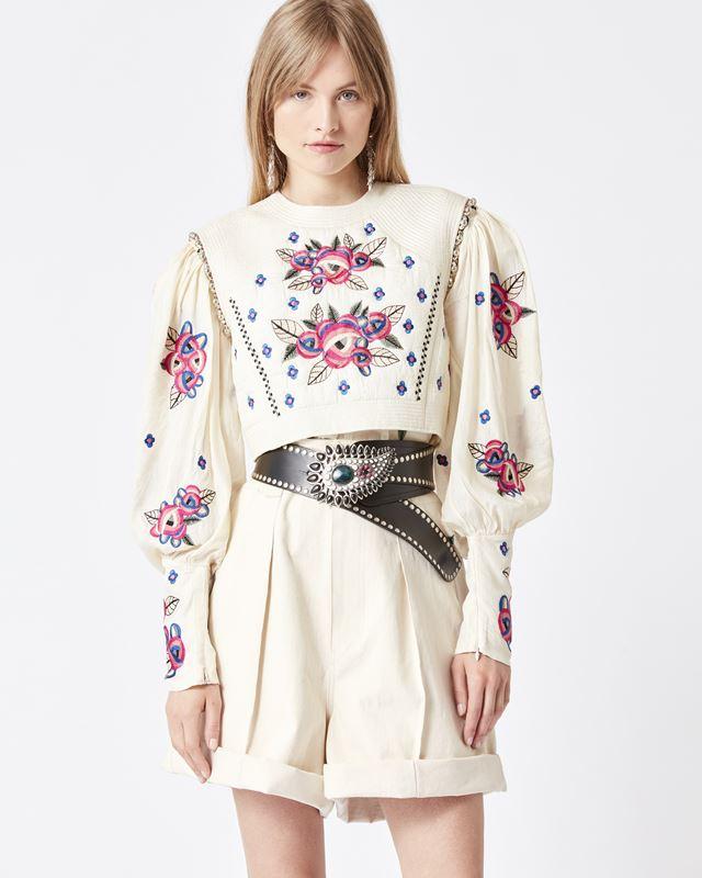 ISABEL MARANT 衬衫与罩衫 女士 CLARISSE 上衣 r