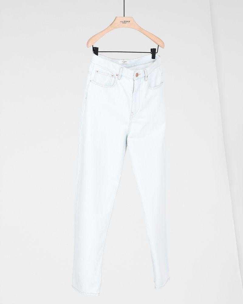 CORBY 阔型牛仔裤
