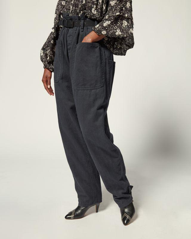 ISABEL MARANT ÉTOILE 长裤 女士 RINNY 裤装 r