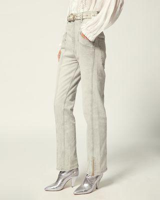 ISABEL MARANT 牛仔裤 女士 KELISSA 牛仔裤 r