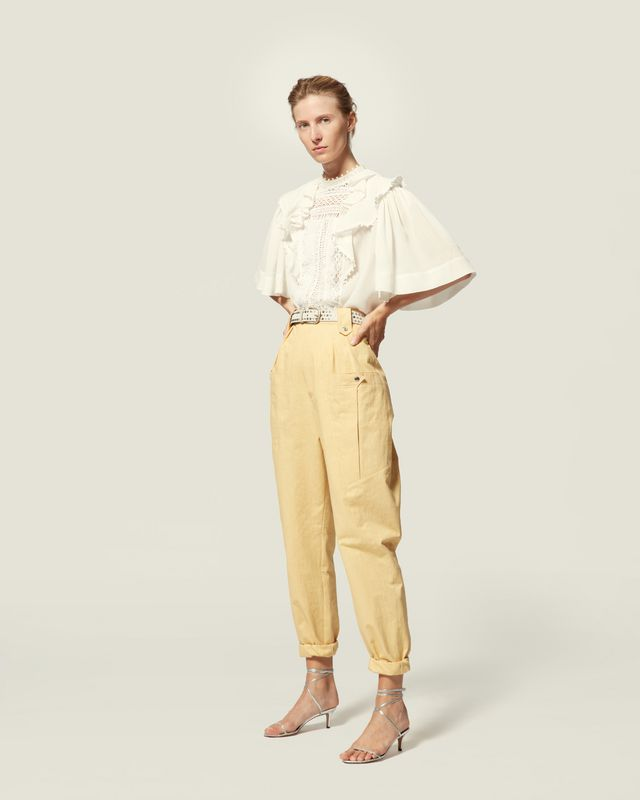 YERRIS 裤装