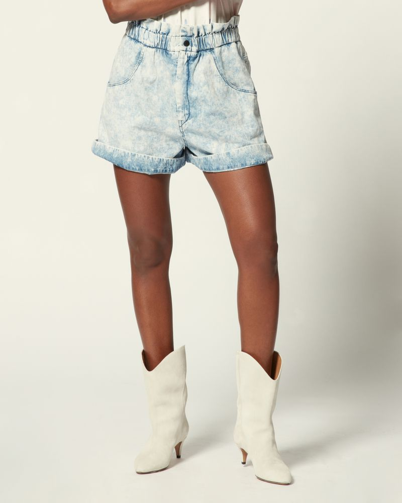 ISABEL MARANT ÉTOILE 短裤 女士 ITEA 短裤 r