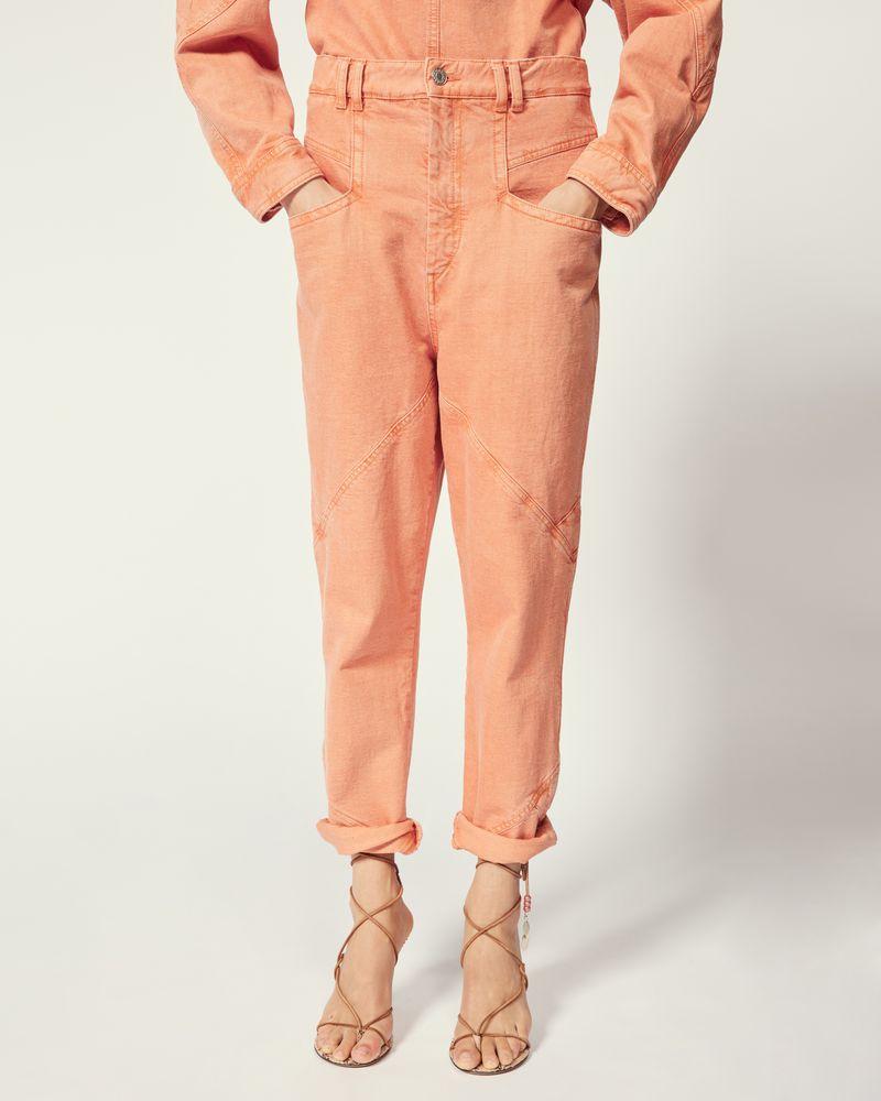 ISABEL MARANT 牛仔裤 女士 ELOISA 裤装 r