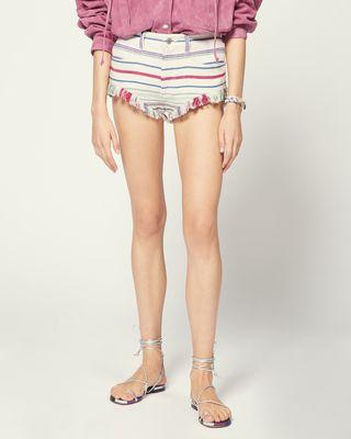 ISABEL MARANT 短裤 女士 CAMPINAS 短裤 r