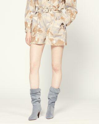 ISABEL MARANT 短裤 女士 ILIANY 短裤 r