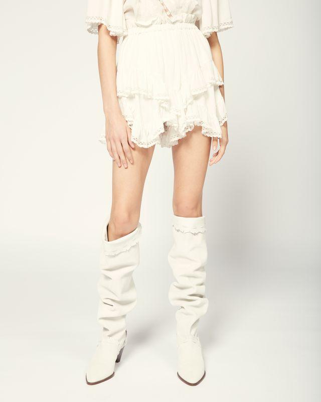 ISABEL MARANT 短裤 女士 LEOCADIA 短裤 r