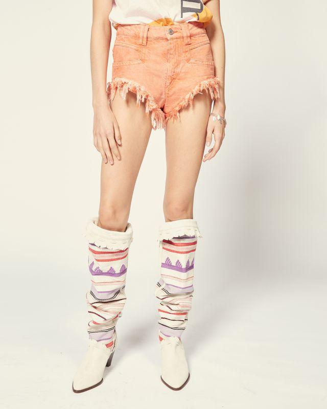 ISABEL MARANT 短裤 女士 ENEIDA 短裤 r