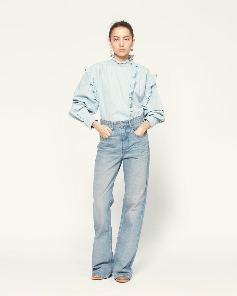 BELVIRA 牛仔裤