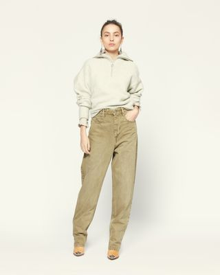 CORSYC 牛仔裤