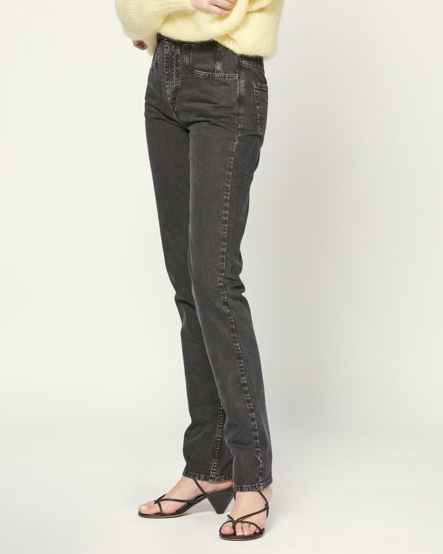ISABEL MARANT 长裤 女士 NOMINIC 牛仔裤 r