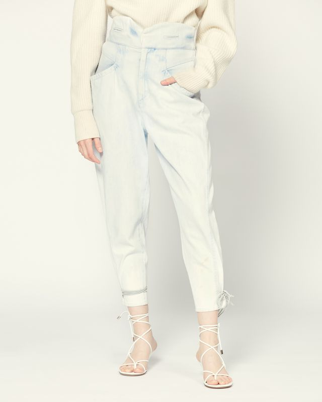 ISABEL MARANT 牛仔裤 女士 NUBAIA 牛仔裤 r