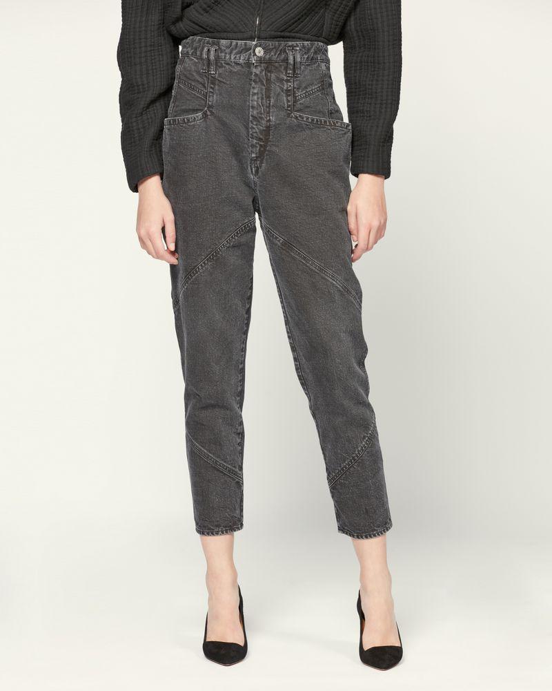 ISABEL MARANT 牛仔裤 女士 NADELOISA 牛仔裤 r