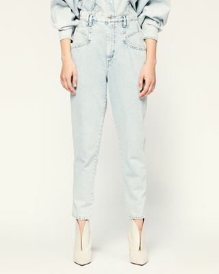 ISABEL MARANT 牛仔裤 女士 PADELOISASR长裤 r