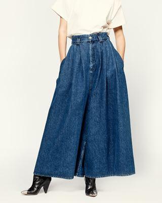 ISABEL MARANT 牛仔裤 女士 NAIDENAE长裤 r