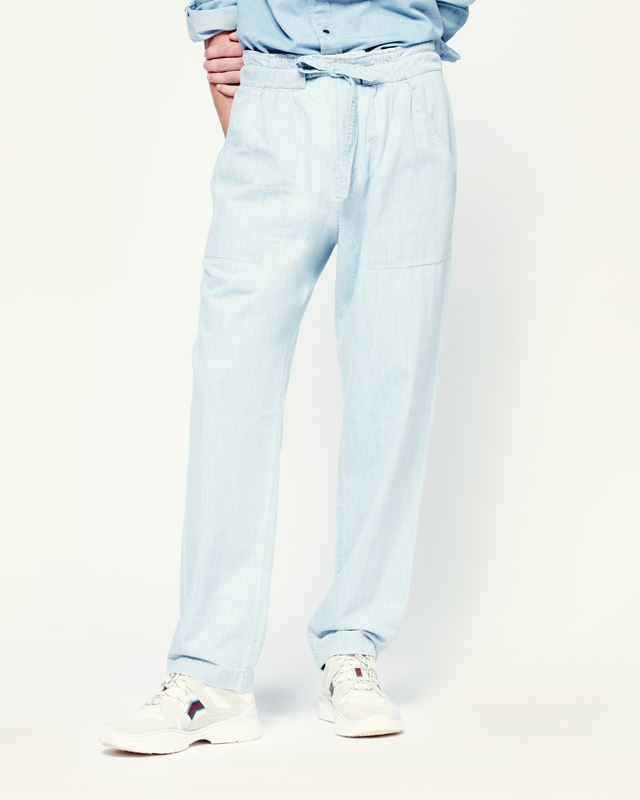 ISABEL MARANT 长裤 男士 TURDO长裤 r