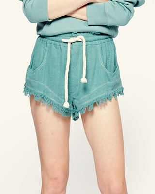 ISABEL MARANT ÉTOILE 短裤 女士 TALAPIZ短裤 r