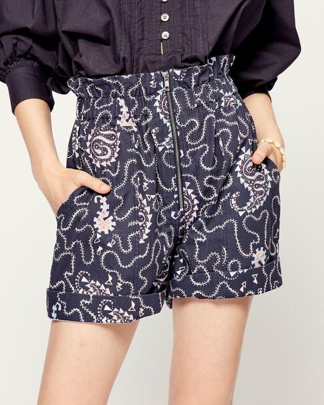 ISABEL MARANT ÉTOILE 短裤 女士 NAWEL短裤 r