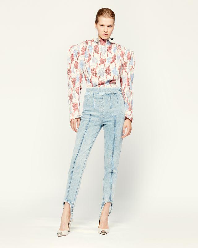 NANOULI长裤