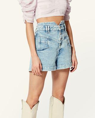 ISABEL MARANT 短裤 女士 DIROYSR 短裤 r