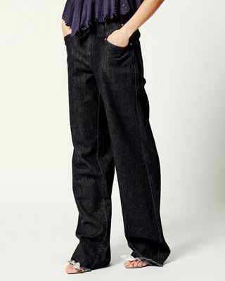 ISABEL MARANT 牛仔裤 女士 DILESQUI 牛仔裤 r